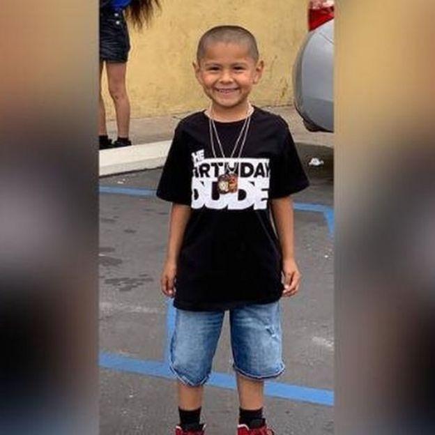 六岁的罗密洛(Stephen Romero)据信是第一位受害者