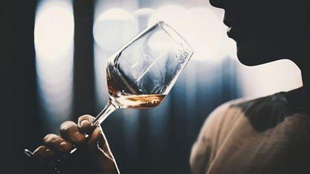 گیلاس شراب