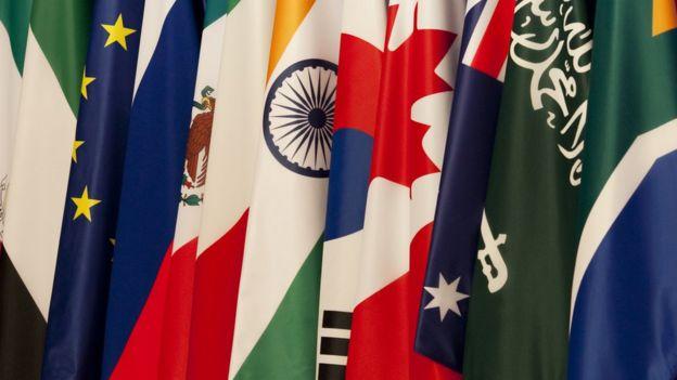 نشست جی ۲۰ هر سال در یکی از کشورهای عضو برگزار میشود