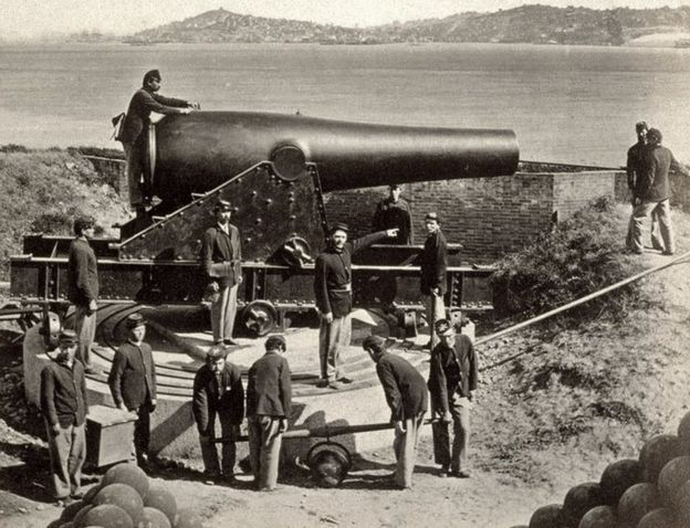 US Civil War-era tunnels and buildings found under Alcatraz
