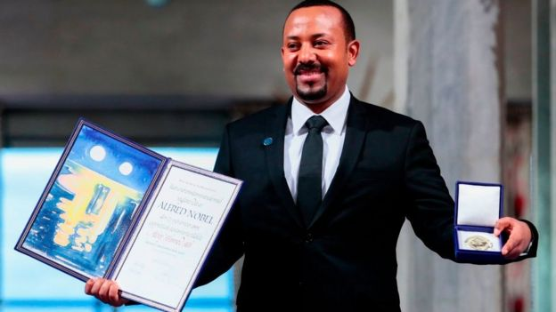 Ethiopia's Prime Minister, Abi Ahmed, does not deserves the Nobel Peace Prize 1
