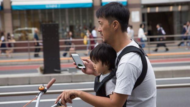 Ngày càng có nhiều đàn ông Nhật tham gia vào việc nuôi dạy con cái