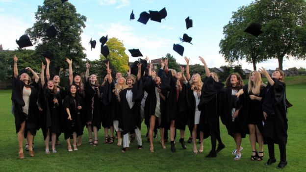 Graduates from Goldsmiths, University of London