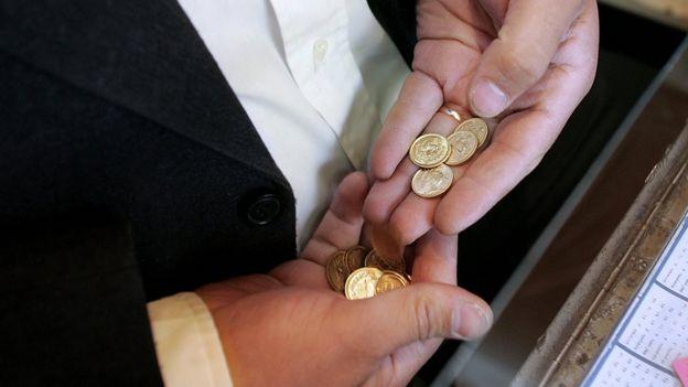 سکههای طلا