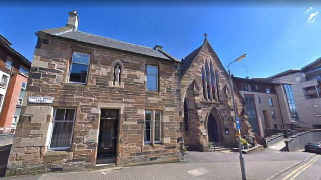 St Simon's RC Church, Partick