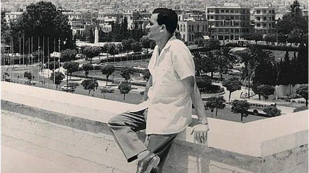 Eli Cohen em Damasco