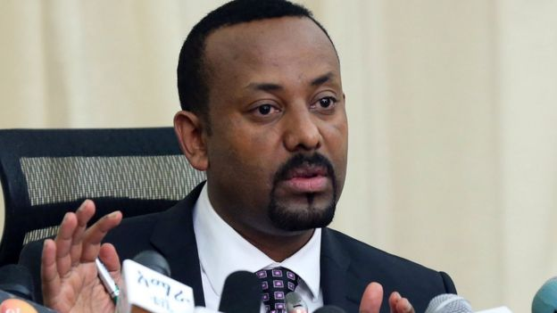 Ethiopia's Abiy gives half of ministerial posts to women