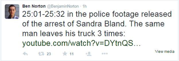 Ben Norton tweet