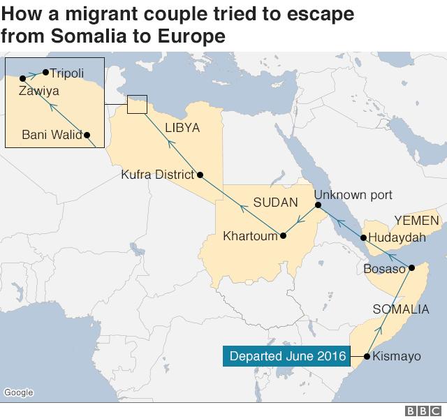 Migrant crisis: Self-immolation exposes UN failures in Libya