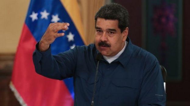 Maduro anunció la subida del precio de la gasolina, un tema casi tabú en la política venezolana.