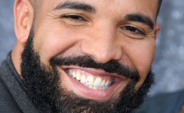The rapper Drake