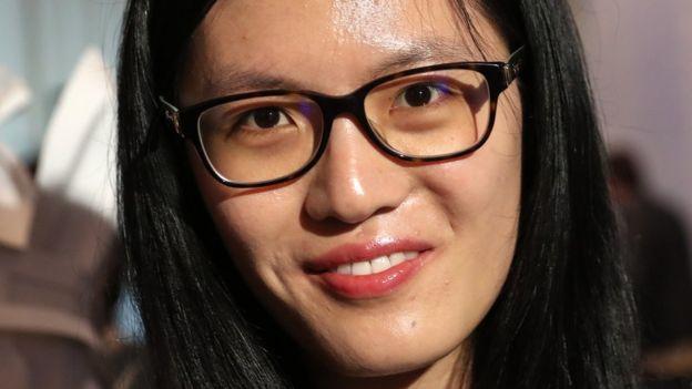 Hou Yifan, ajedrecista china