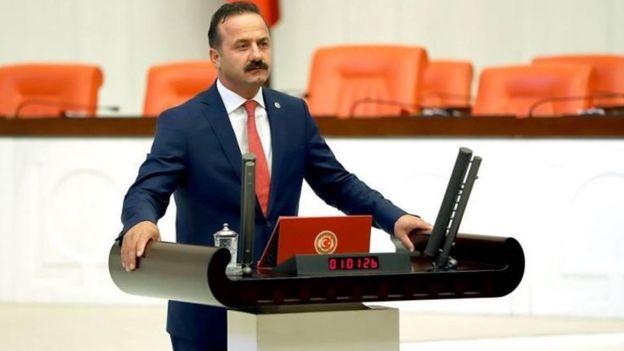 İYİ Parti Sözcüsü ve İstanbul Milletvekili Yavuz Ağıralioğlu