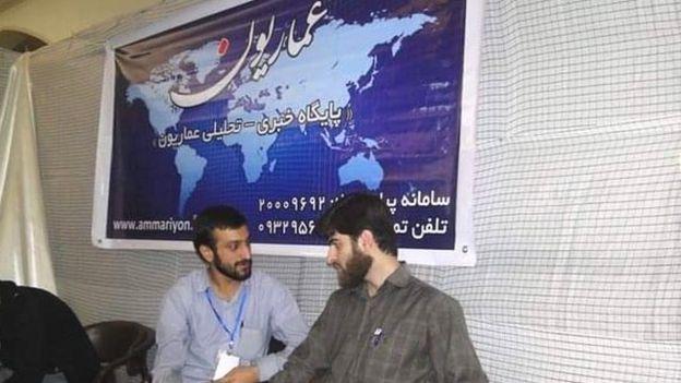 حسین علوی و محمدحسین رستمی