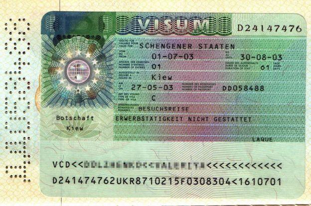 Schengen Controversial Eu Free Movement Deal Explained Bbc News
