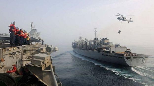 پنتاگون تقویت حضور نظامی در عربستان را تایید کرد