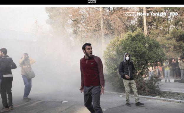 نشریه وایس در گزارشی به قطعی اینترنت و تلاش حکومت ایران برای برقراری اینترنت ملی پرداخته است