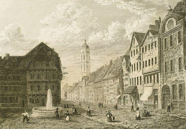 Gotinga siglo XIX