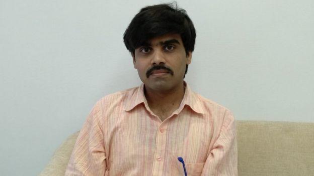 গবেষক রাভি পোখর্না