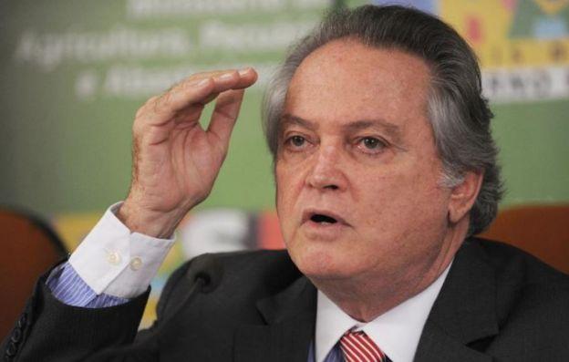 O ex-ministro da Agricultura Wagner Rossi