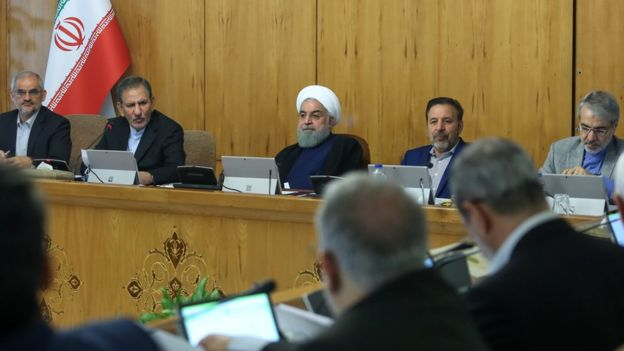 دولت ایران از دخالت مجمع تشخیص مصلحت نظام در لوایح چهارگانه انتقاد کرد