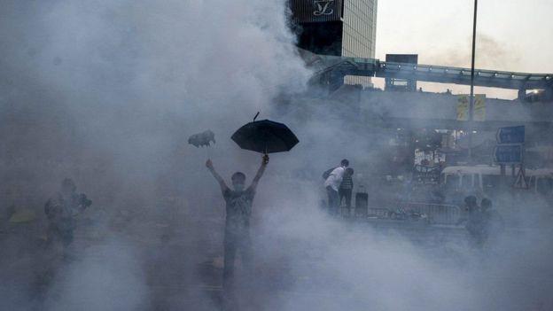 香港雨伞运动
