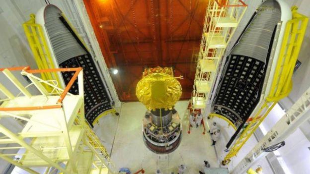 قمر صناعي مرسل للمريخ جاهز للإطلاق