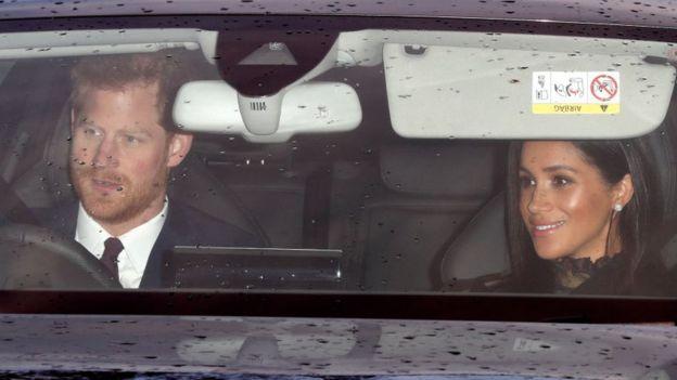 Meghan ve Harry