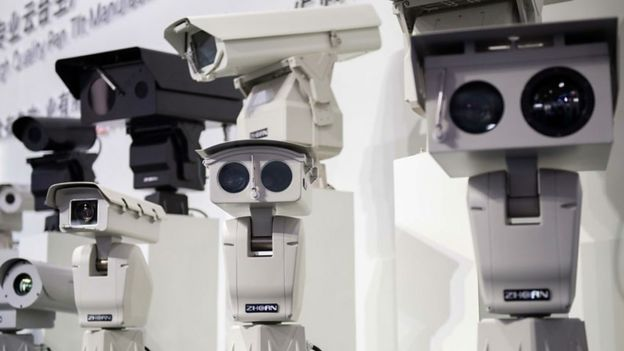 سیکورٹی کیمرے