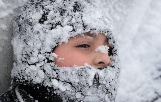 Como bajar de peso en clima frio