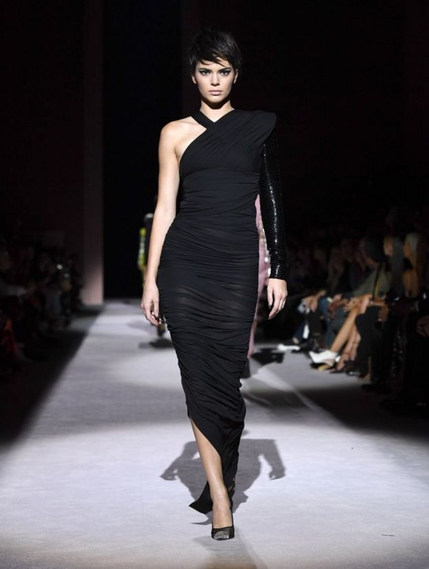 Tom Ford opens New York Fashion Week with Gigi Hadid and Kendall ...