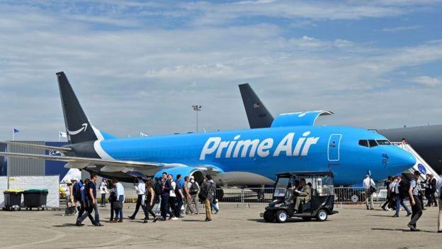 Avión de Prime Air