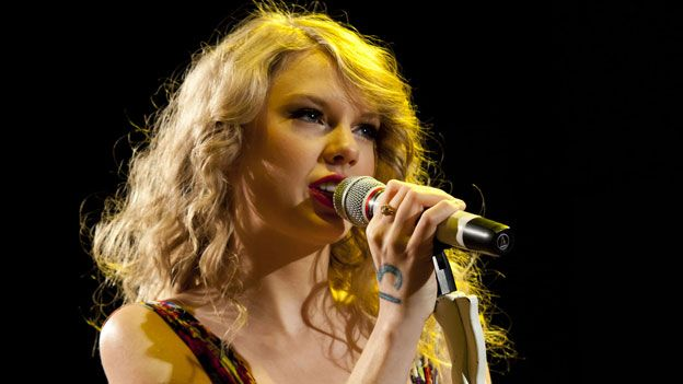 Taylor Swift in 2011