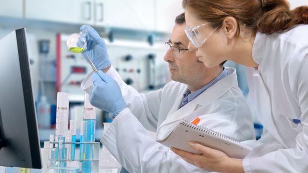 Laboratório genético