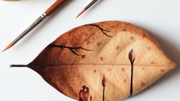 Una de las obras de arte de al-Nizar
