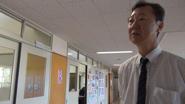Director de la escuela Kim Seng Fa (Foto: Francisco Jiménez de la Fuente)