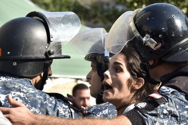 اعتراضات ضد دولتی