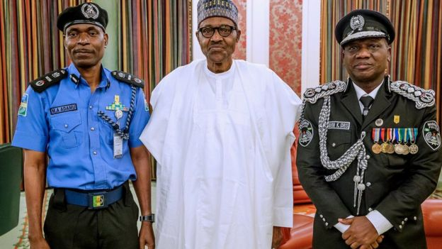 New IG of Police: President Muhammadu Buhari don appoint AIG
