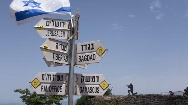 Altos del Golán