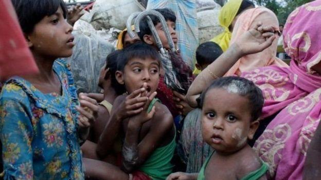 مسلمانان میانمار میگویند دولت به دنبال نسلکشی این اقلیت دینی است