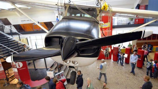 El Cessna de Rust