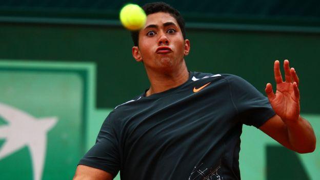 كريم حسام: كيف انخرط لاعب تنس مصري واعد في شبكات الغش