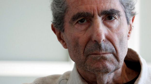 Philip Roth en 2010