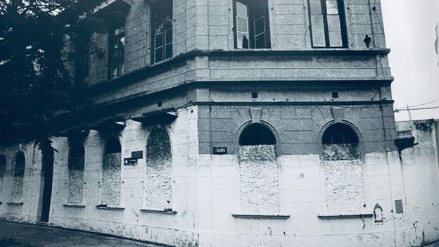 Centro de detención El Olimpo