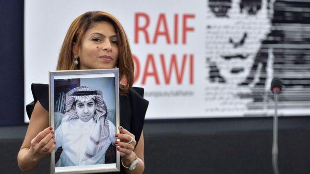 رائف بدوي: أحد أوجه الأزمة بين كندا والسعودية