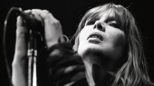 Nico in 1984