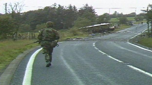 Ballygawley bus bombing