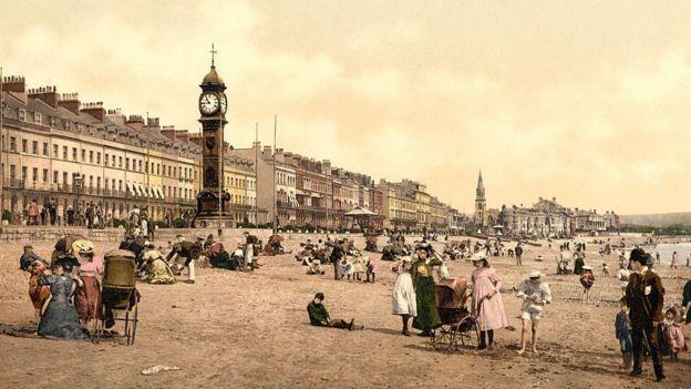 Вежа, 1900 рік