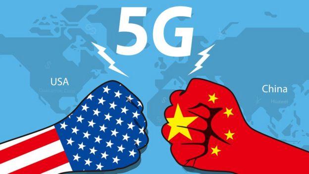 La pelea de EE.UU. y China por el 5G