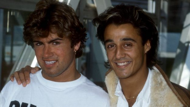 George Michael, Andrew Ridgeley
